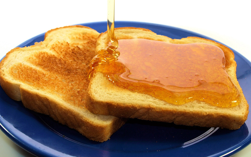 honey-toast