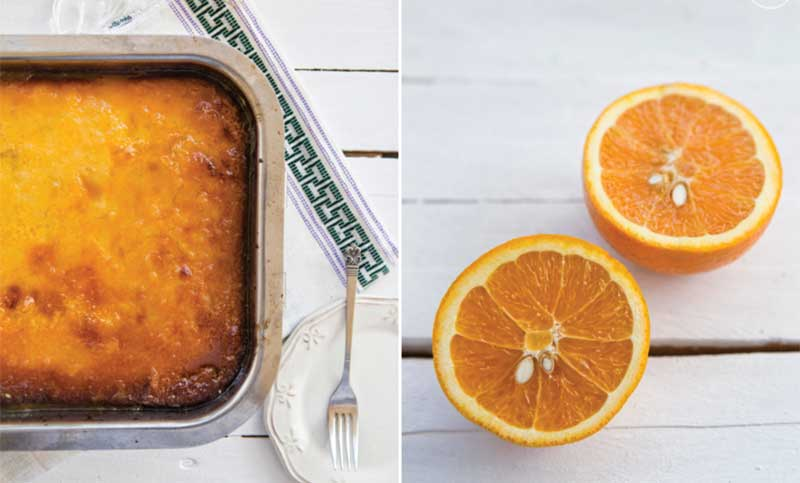 πορτοκαλόπιτα-FOOD BLOGGING: το διαδίκτυο μαγειρεύει