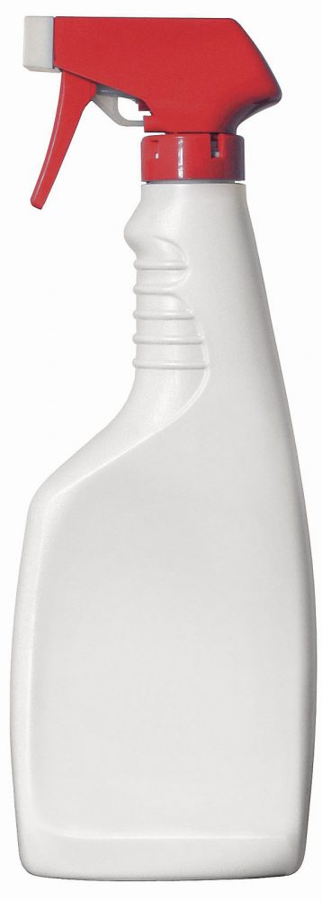 cleaning bottle
