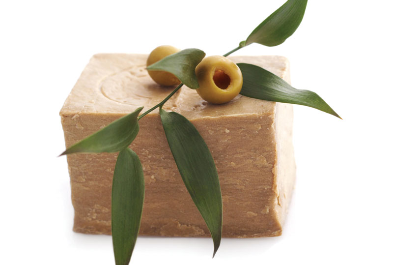 soap, olive