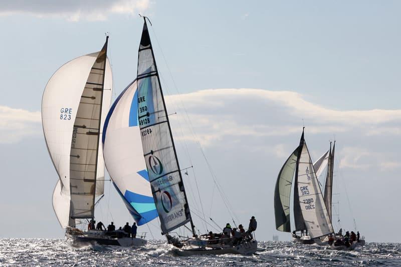 sailing, sea