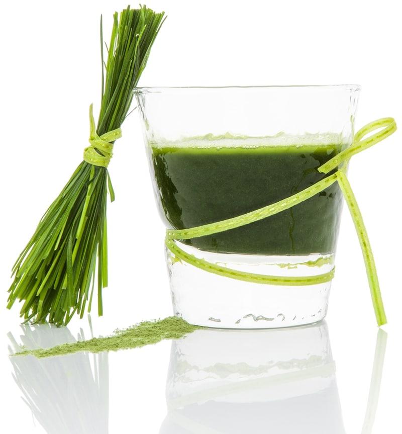 spirulina-juice