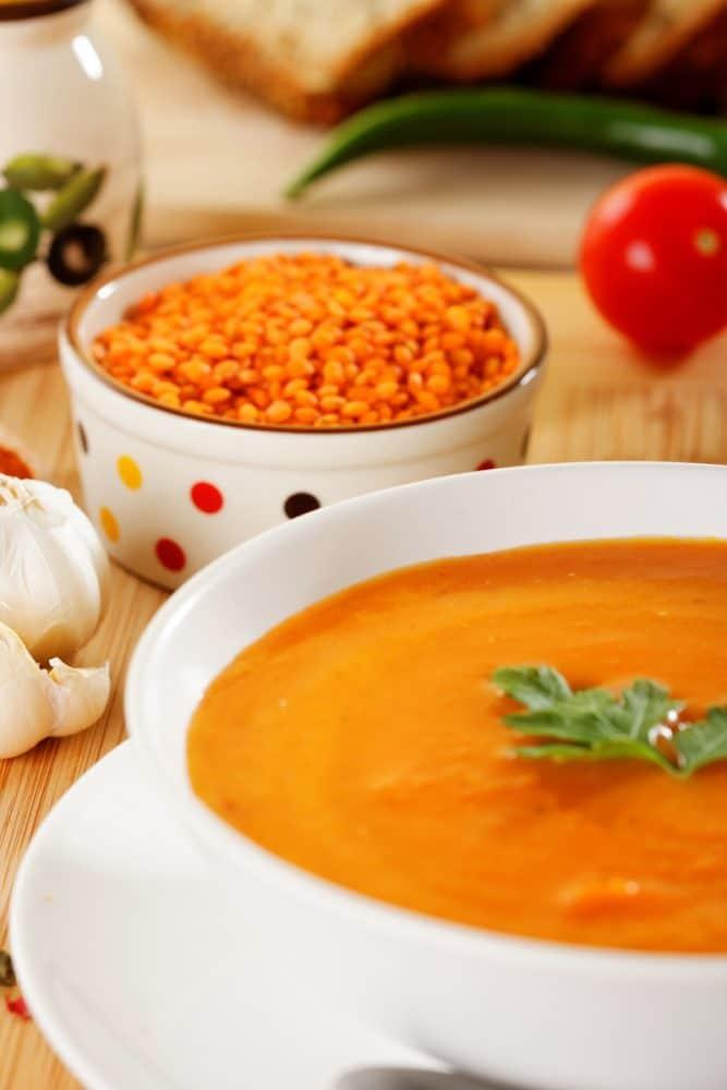 turmeric-soup