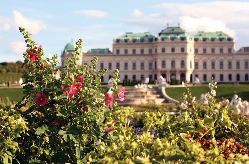 vienna-Μαρία Βασιλάκου: Μια πράσινη Ελληνίδα στη Βιέννη
