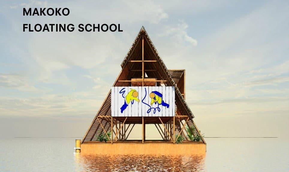 school-Το πλωτό σχολείο της ελπίδας!