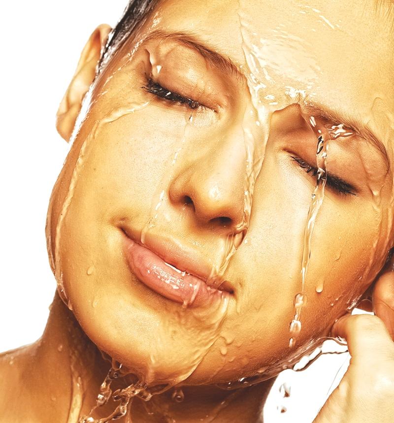 15 λεπτά... για να ελευθερώσετε τη μύτη σας από το κρυολόγημα ή λόγω αλλεργικής ρινίτιδας.