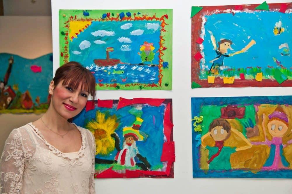 Marilita Xatzimpontozi-10 μητέρες μιλoύν για την πιο γλυκιά γιορτή του κόσμου