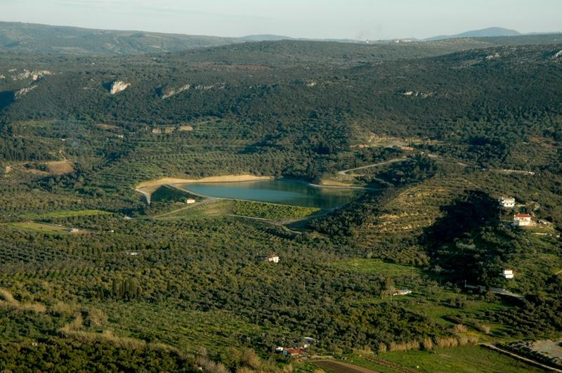 Water-Reservoir-Costa Navarino. Ουδέν... καλόν αμιγές κακού!