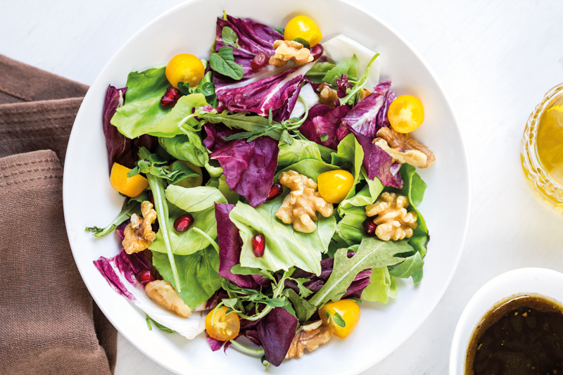 radiccio-salad