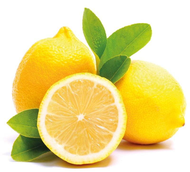 lemon-green-leaves-Καλοκαιρινές μάσκες ομορφιάς-naturanrg