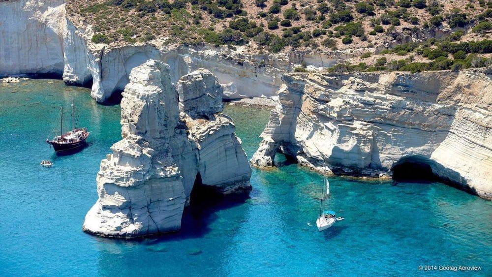 TripinviewMilosGreece - Ανακαλύψτε τη συναρπαστική Μεσόγειο σε 300 ώρες βιντεο και 800.000 φωτο