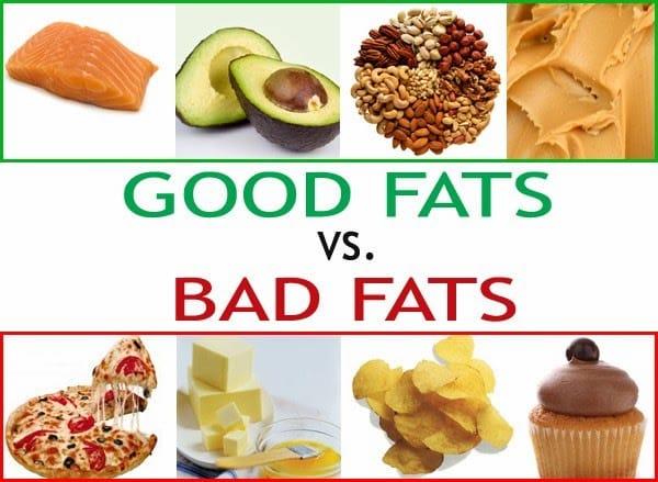 Πιστεύετε ότι το λίπος κάνει κακό; Υπάρχουν και τα καλά!
