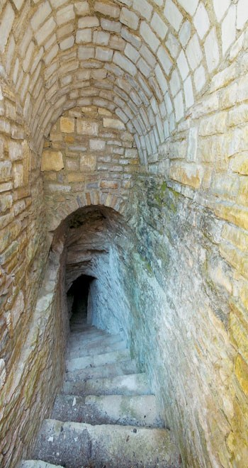 Ευπαλίνειο Υδραγωγείο: Aποκαταστάθηκε ένα από τα σπουδαιότερα παγκοσμίως μνημεία αρχαίας μηχανικής στη Σάμο-naturanrg