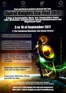Free & Real Spiral Knights Eco-Fest 2017 NaturaNrg