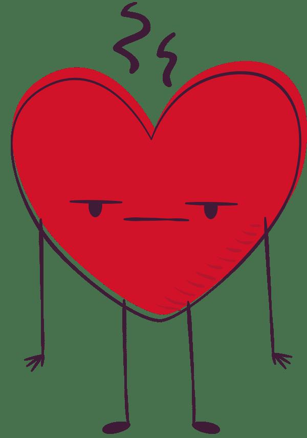 Kardia-angry-NaturaNrg-#86 Τι ξέρεις για την καρδιά σου;