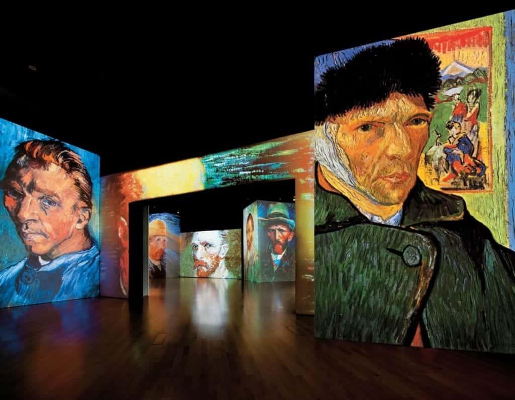 -«Van Gogh Alive» στην Αθήνα!