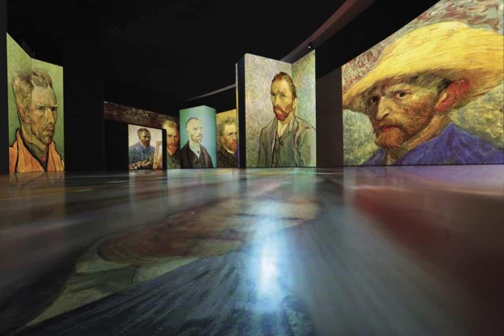 «Van Gogh Alive» στην Αθήνα!